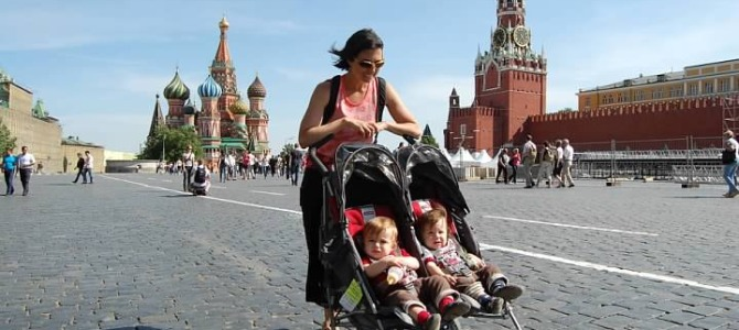 Moscow for Children