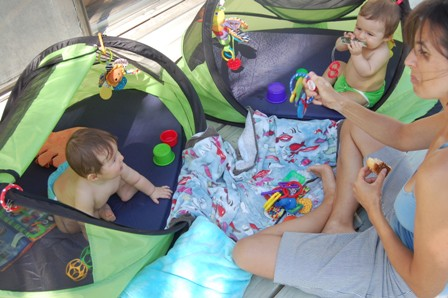 Peapod Travel Tent by Kidco
