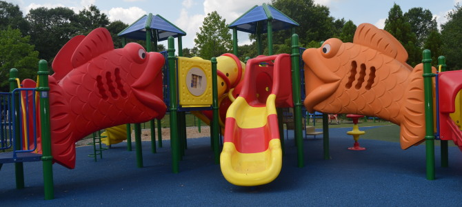 Franklin Park Zoo – Playground