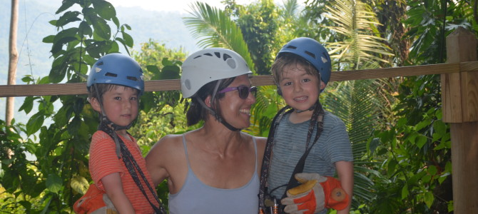 Bocawina Rainforest Zipline