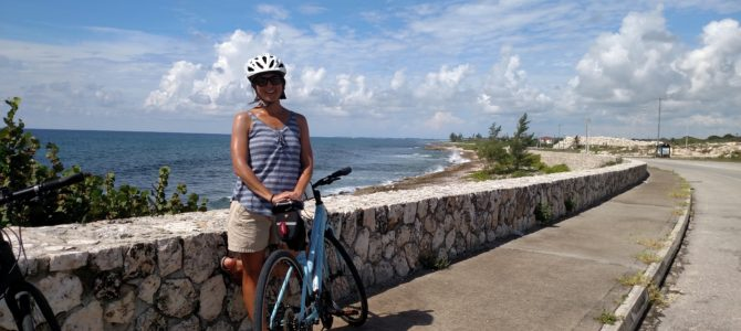 Cycling Grand Cayman