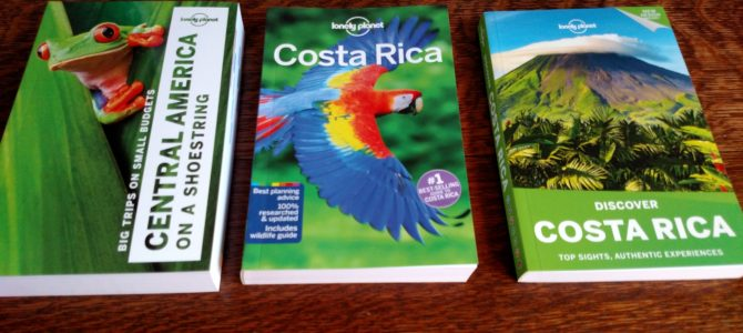 Lonely Planet Costa Rica, Central America