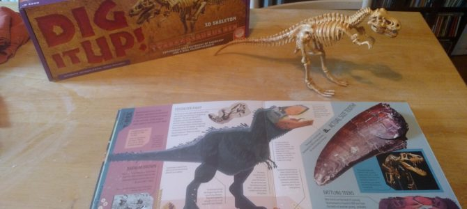 Dinosaur Books & Toys for Little Paleontologists