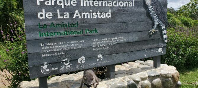 La Amistad International Park